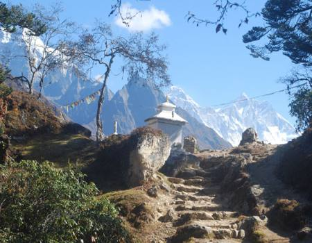 Mountains and Monasteries Trek